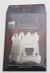EmberLit flat pack wood burning stove