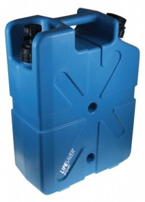 Lifesaver Jerry Can,  0.015 micron filtration