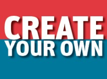 Create your own pack click here to start