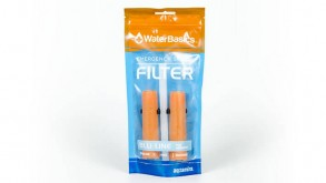 Water basics water filter straw 2 pack