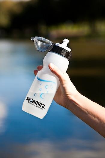 Aquamira Water Bottle Filter
