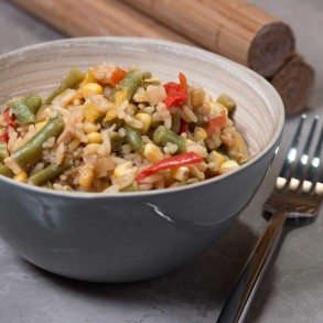 Fuel Your Preparation Vegetable Fried Rice (6 tins)