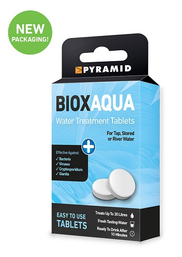 Water Treatment Tablets (30 Chlorine Dioxide tabs)