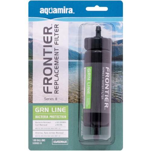 Aquamira Series II GRN LINE Replacement Filter
