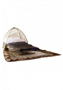 Pop Up Mosquito Net with Head Dome (Single)