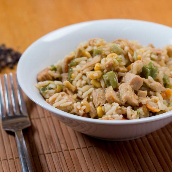 Chicken Fried Rice Pouch -Box of 12