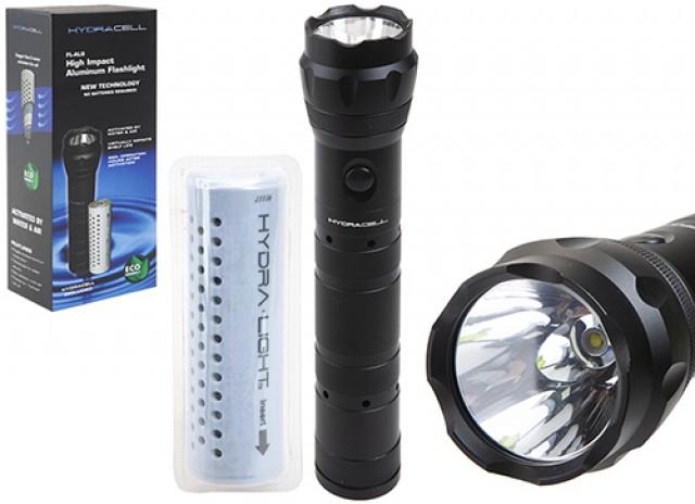 HydraCell Single Cell Aluminium Flashlight
