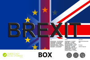 Brexit Box - Brexit Stockpiling Made Easy
