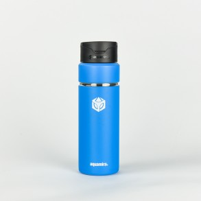 Aquamira Shift Water Filter bottle BLUE- chemical