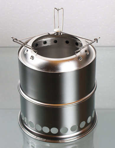 Wild Woodgas Stove Mark II 03