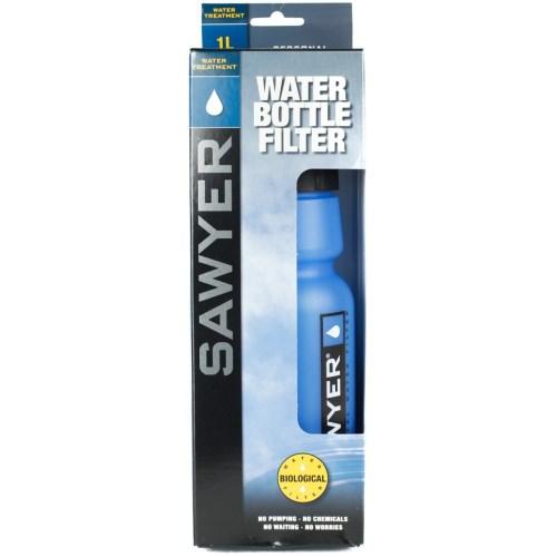 Sawyer Water Filtration Bottle