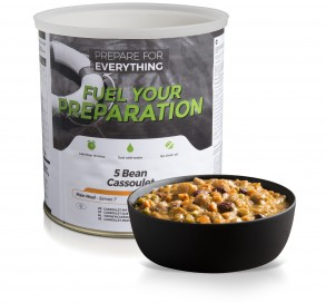 Fuel Your Preparation 5 Bean Cassoulet (6 tins)