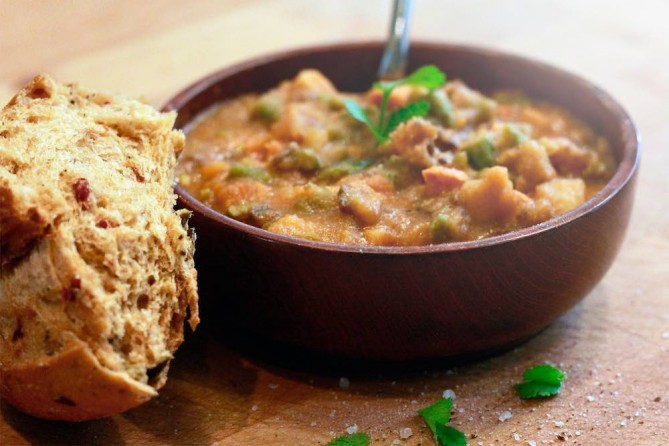 Fuel Your Preparation Beef and Potato Stew (6 tins)
