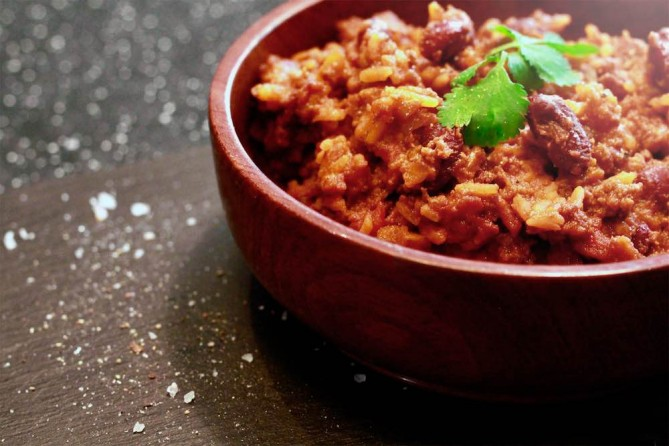 Fuel Your Preparation Emergency Food Storage Freeze Dried Food - Chilli Con Carne
