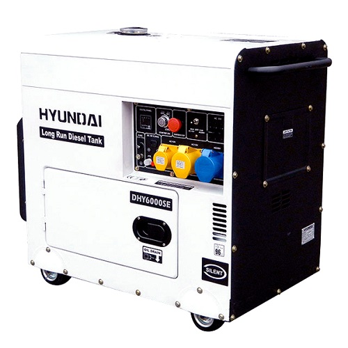 HYUNDAI 'Silent' Diesel Generator